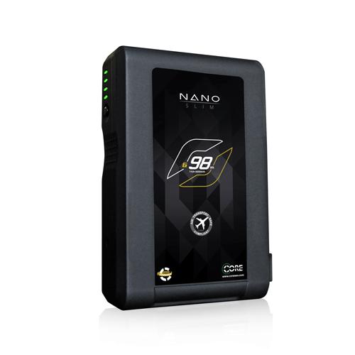 Nano Slim 98 3-Stud