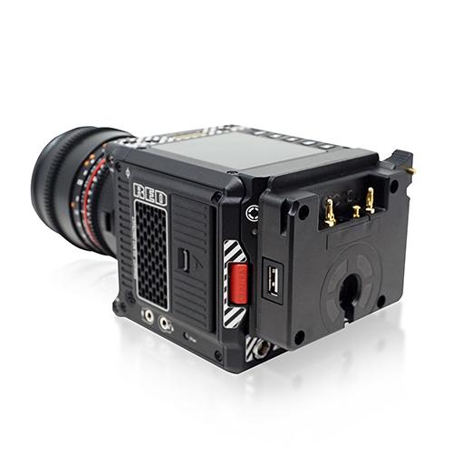 RED® KOMODO™ Plate Plus Battery Kit