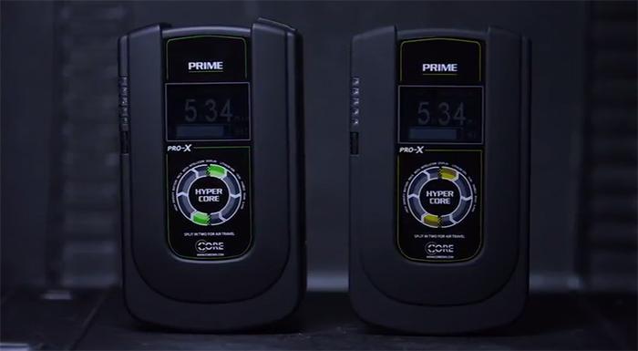 Hypercore PRIME 3-Stud