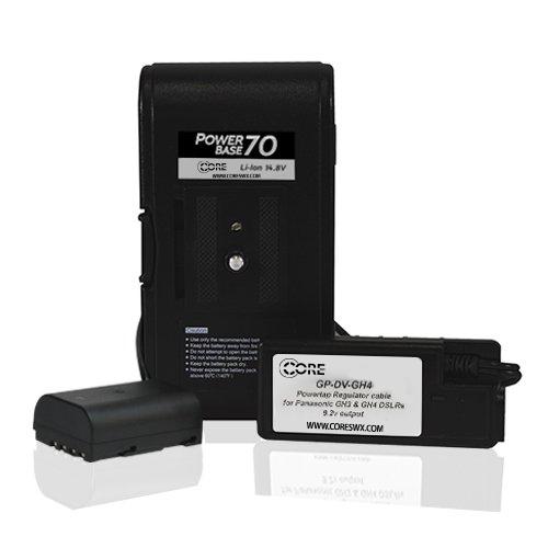 "PB70 for Panasonic Lumix GH3/GH4/GH5; 12"" cable"