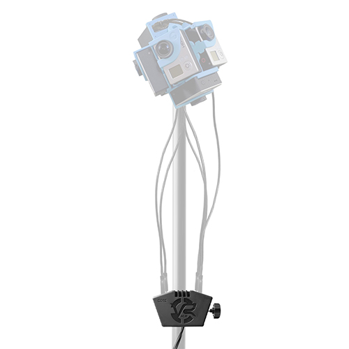 VR Hub with XLR Power Supply