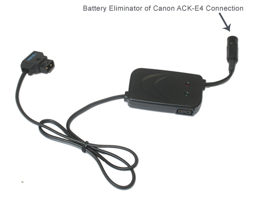Power Tap to Canon 1D MKIV