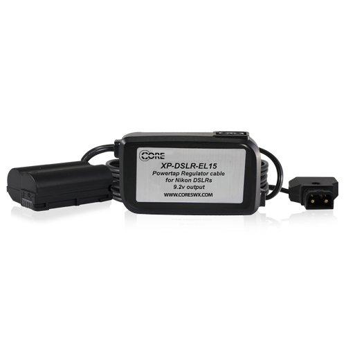 P-tap for Nikon D800, D600, D7000