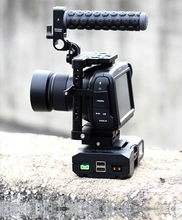 How To: Power Anything BlackMagic (URSA Mini Pro, Pocket, Micro Cinema Camera, BMCC)