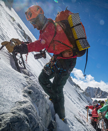 Core SWX Powers Renan Ozturk Through Extreme Conditions