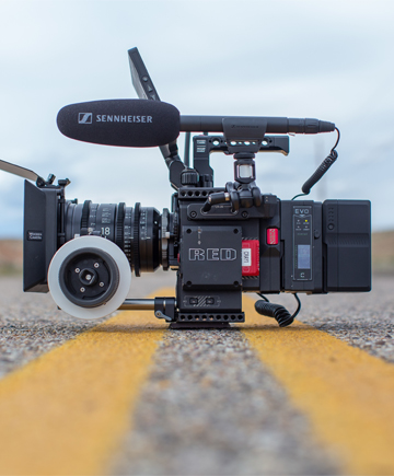 How to Power RED Cameras